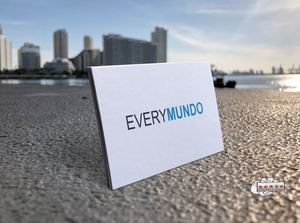 make business cards miami