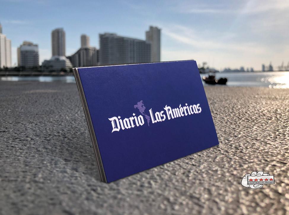 premium business cards in miami