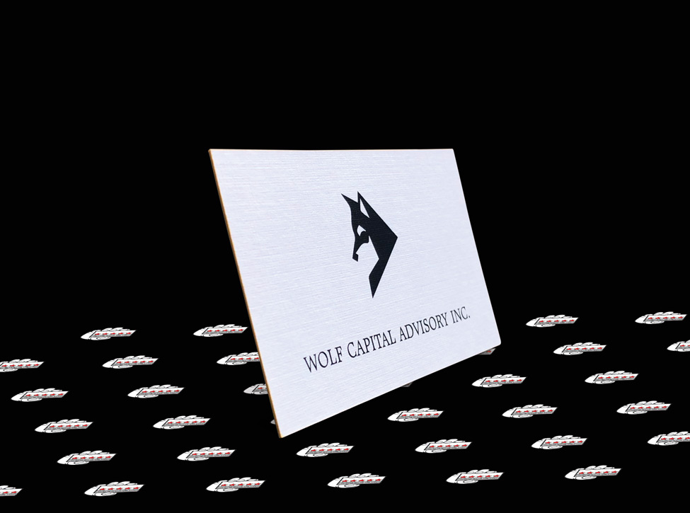 specialty stock business cards